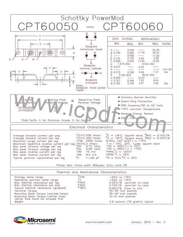 CPT60050A