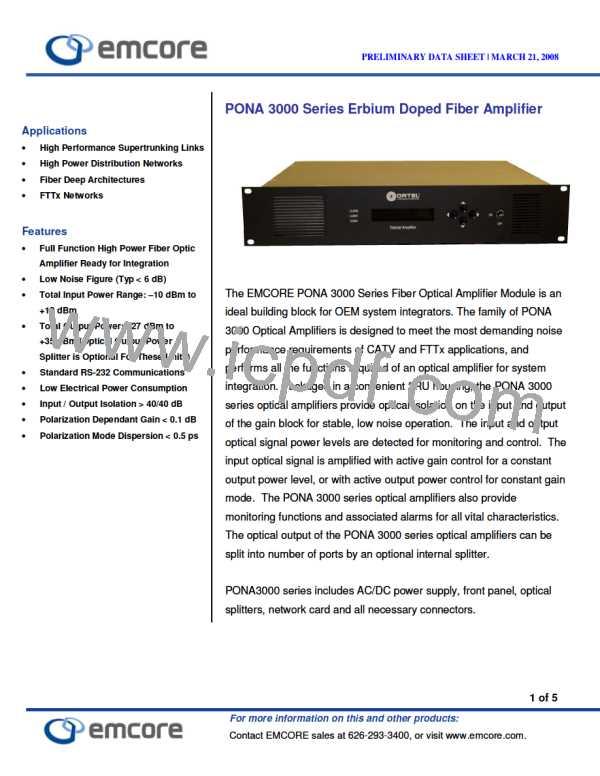 PONA3027-SC02EDC