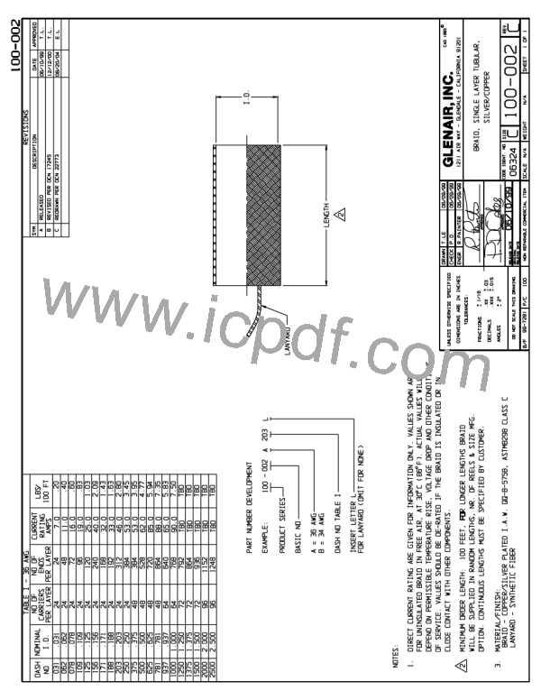 100-002A1250L