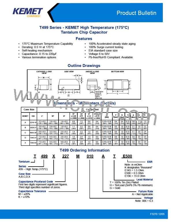 T499C156K006AGE500