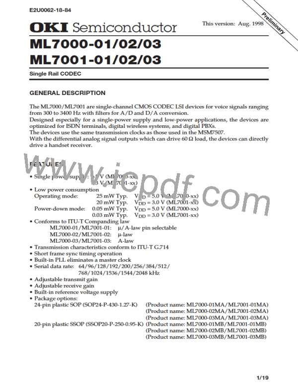 ML7000-01MA