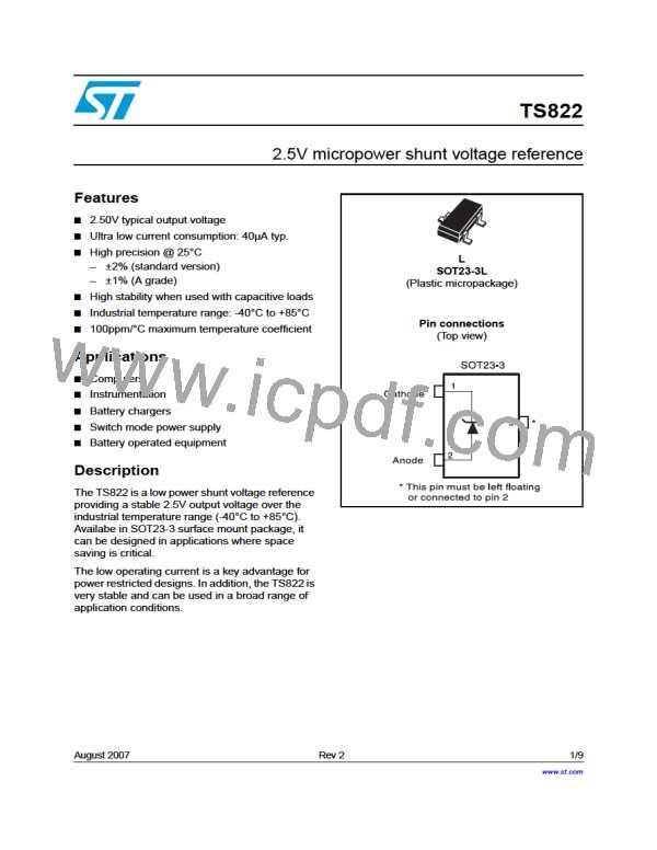 TS822AILT