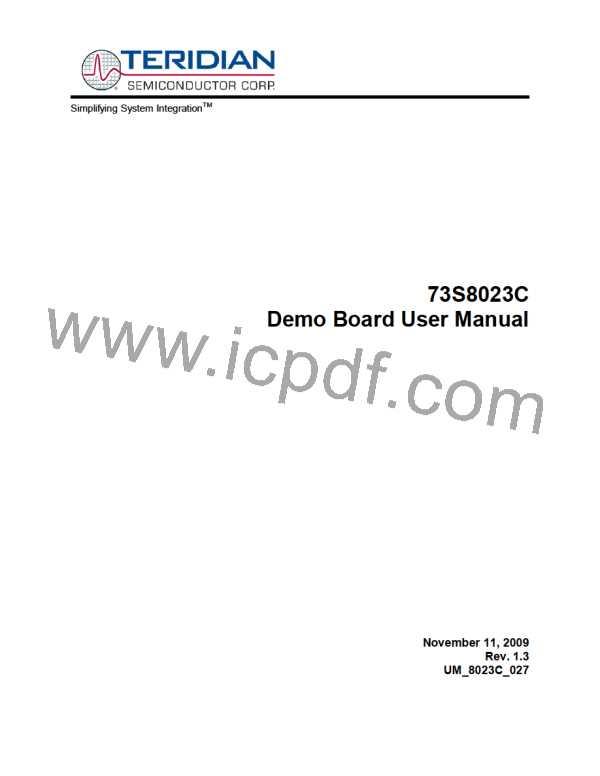 73S8023C-DB