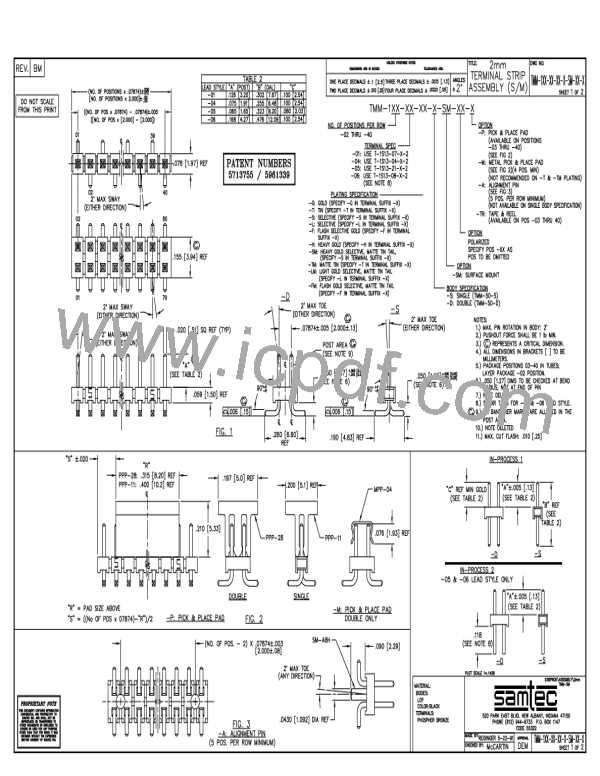 TMM-110-05-F-D-SM-05-P-A