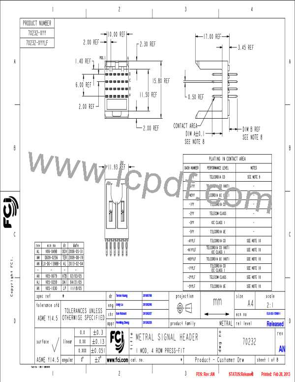 70232-A34LF