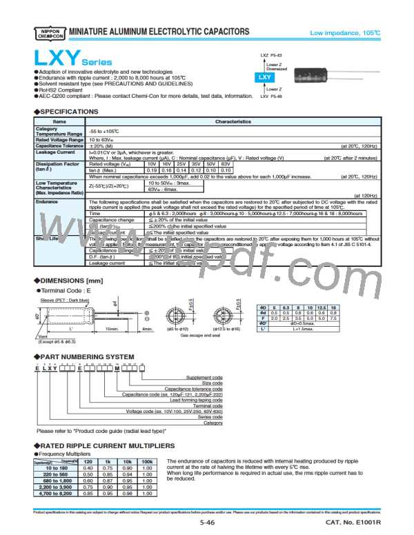 ELXY350ELL272ML40S