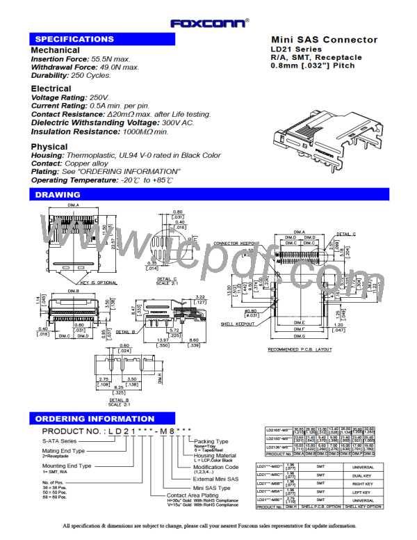 LD2168V-M8AL6