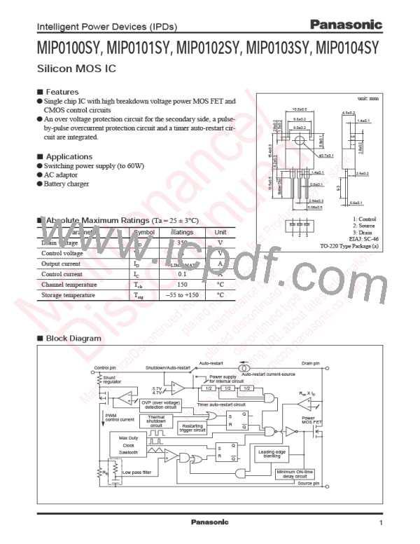 MIP0104SY